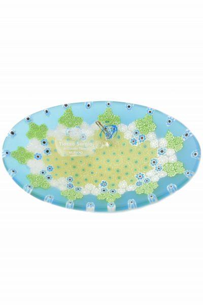 Murrine Plate