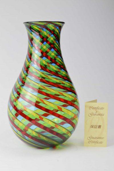 Vaso in filigrana
