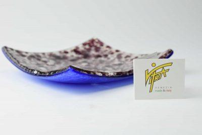 Silver leaf plate
