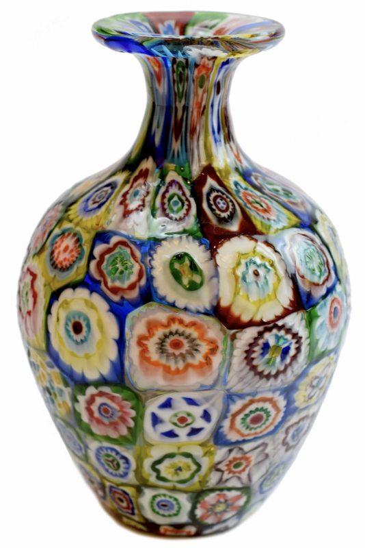 Vintage Murrine vase