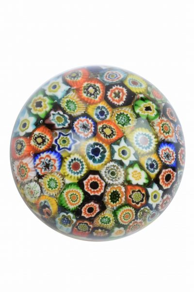 1950 Murrine paperweight