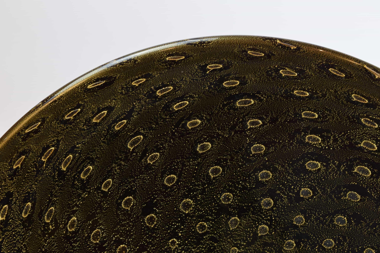 Gold bubble centerpiece