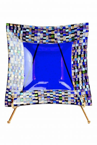 Piatto mosaico