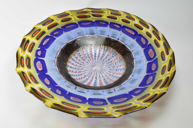 Mosaic Plate