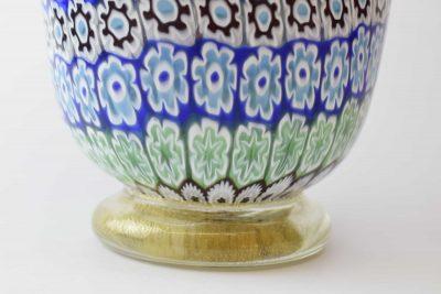 Millefiori Murrine vase