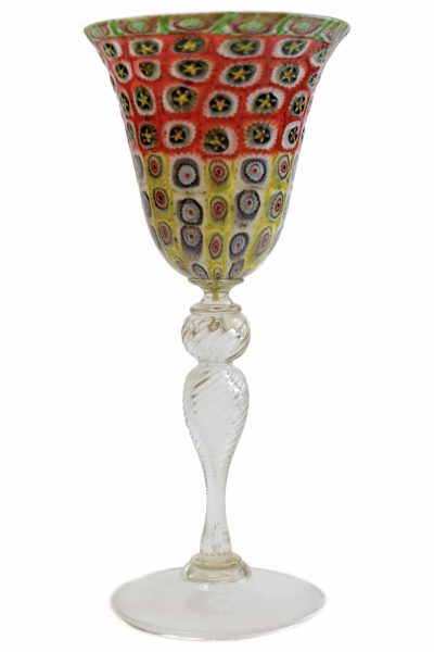 Cup with murrine