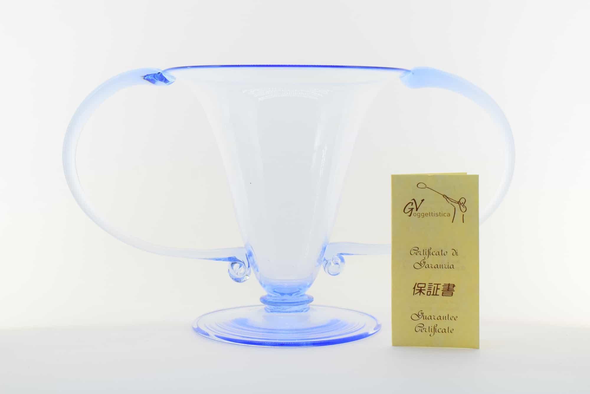 Idee di arredo moderne in vetro di Murano