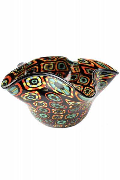 Murano glass eyes handkerchief