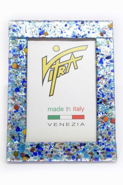 Murano glass frame