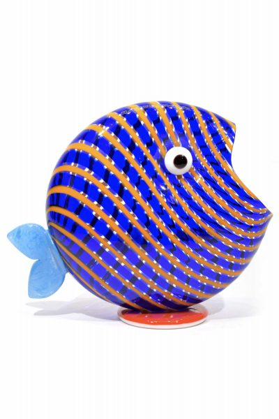 Murano glass fish