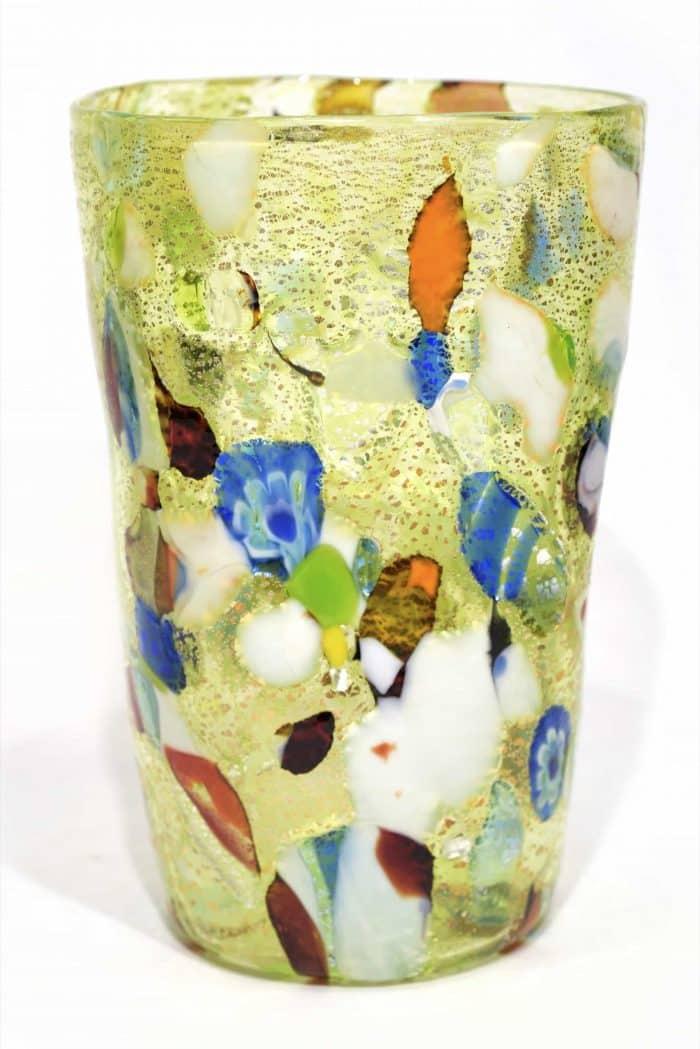 glasses murano glass