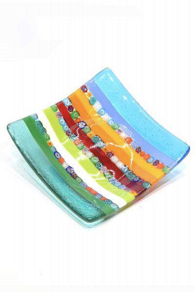 Murano glass plate - Murano glass plate