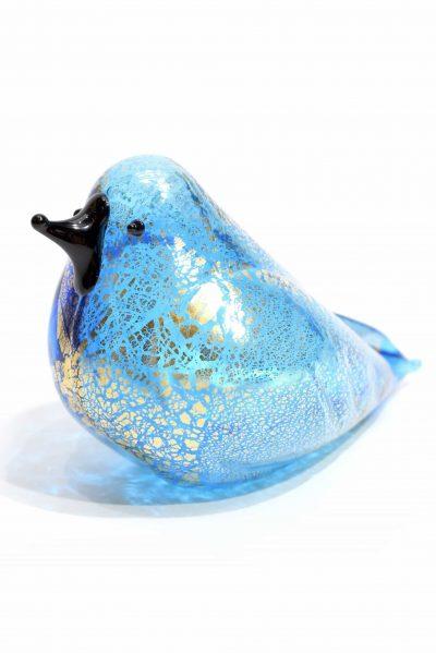 animale piccione in vetro soffiato di murano glass animal