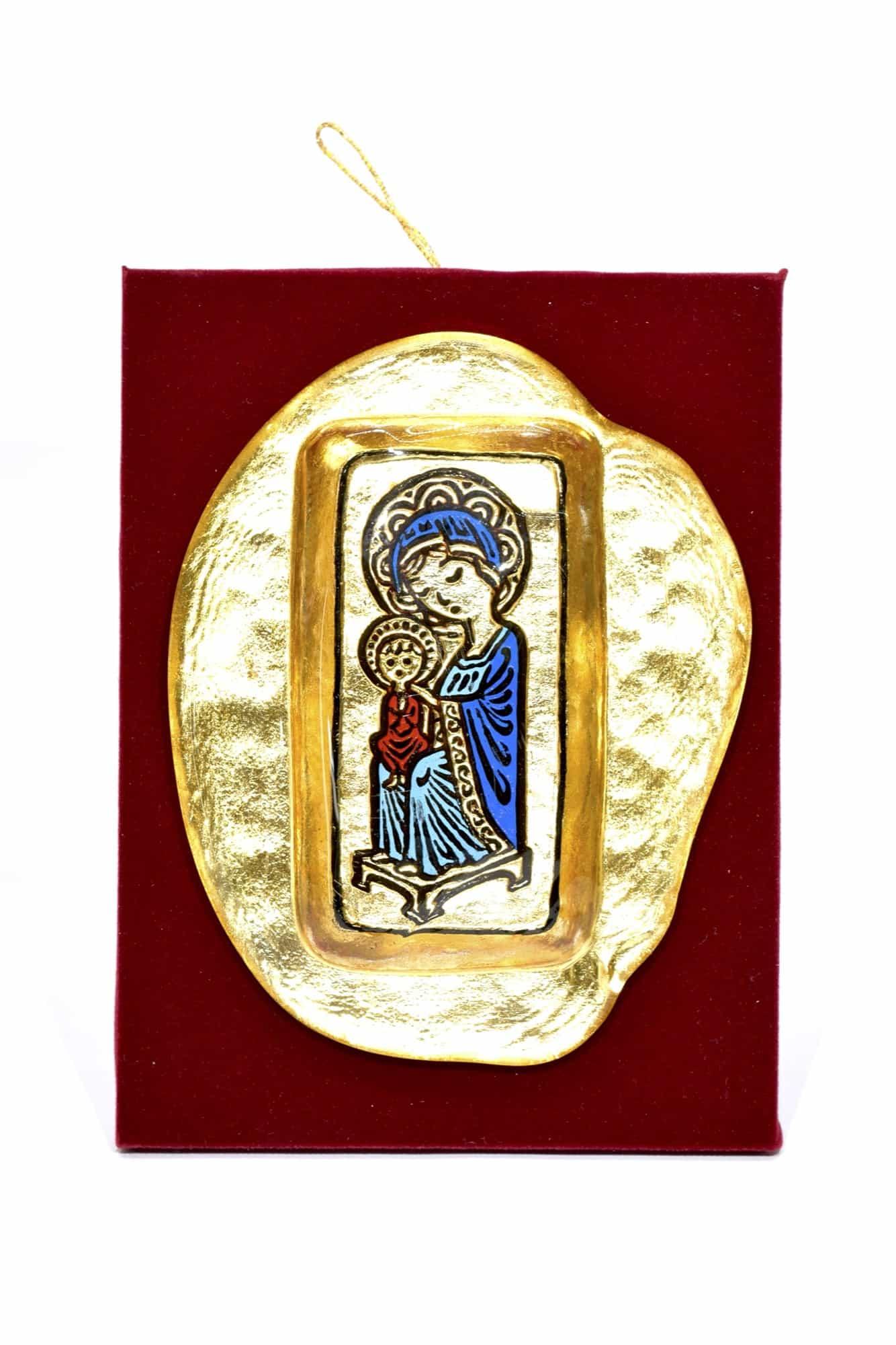 quadro in vetro di murano