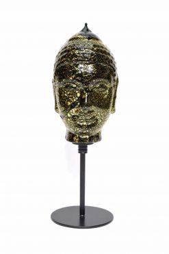 buddha in vetro di murano