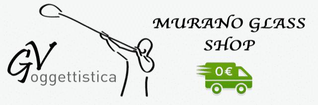 GV Oggettistica Murano Logo