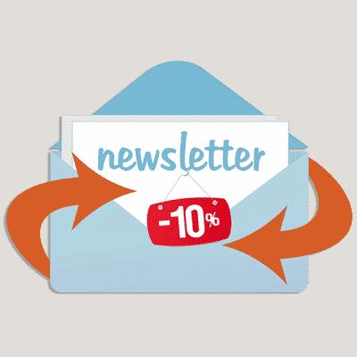 discount newsletter 10