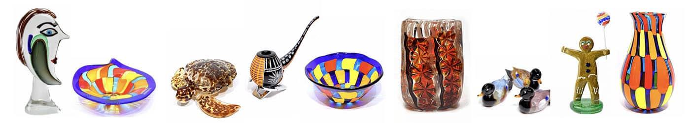 Shop vetro di Murano