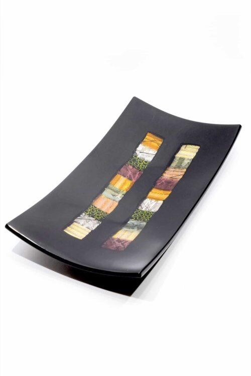 Centrotavola in vetro di murano