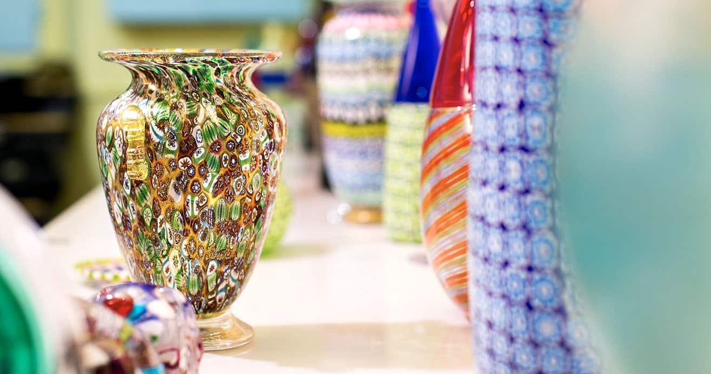 Come decorare la propria casa con stile utilizzando il vetro di Murano