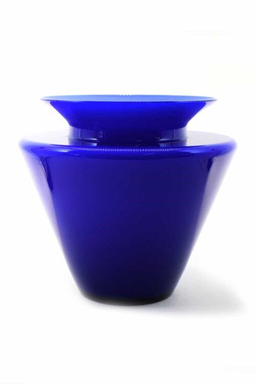 vaso vintage in vetro di Murano