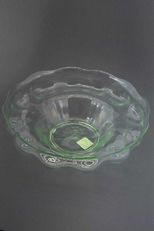 centrotavola Vittorio Zecchin in vetro di Murano