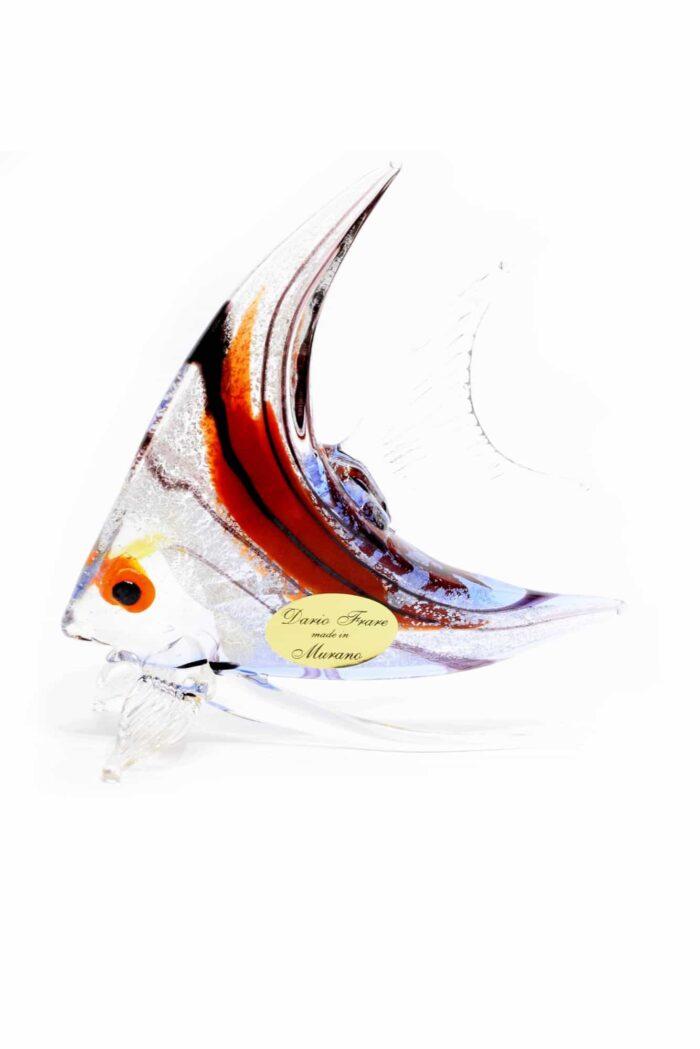 pesce in vetro di murano