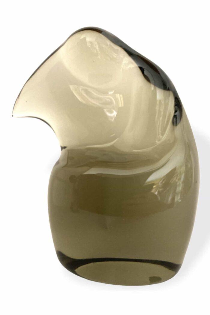 Ermanno Nason scultura in vetro di murano